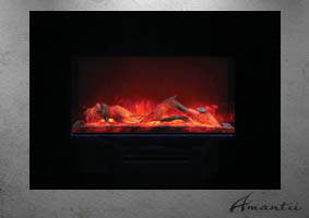WM-FM-26- electric fireplace