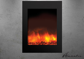 ZECL-2939 vertical electlric fireplace