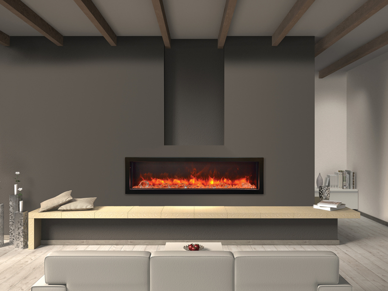 BI-60-DEEP electric fireplace