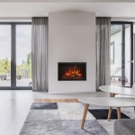 Amantii TRD-38 electric fireplace