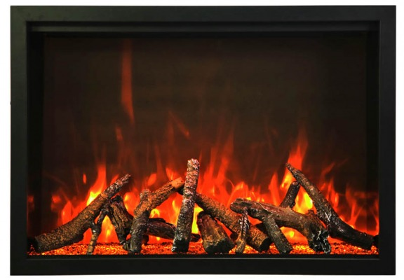 TRD-44 electric fireplace