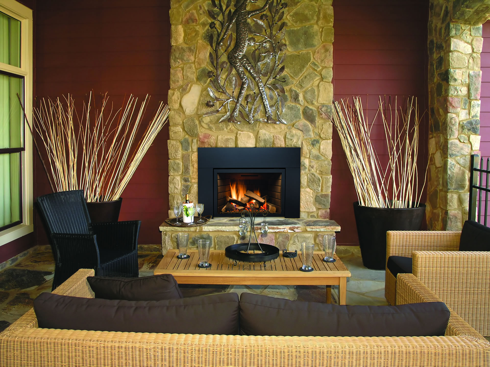 5 tips for choosing the right gas fireplace for Choosing a fireplace