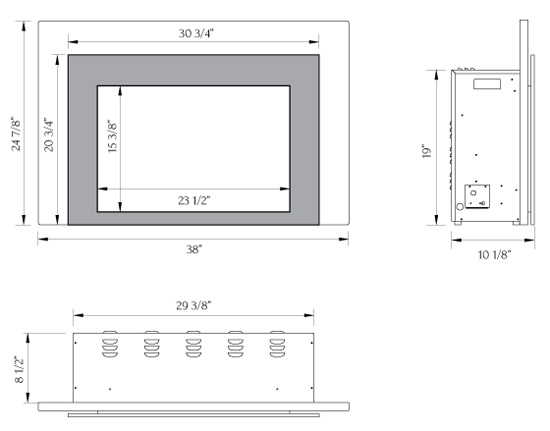 Electric Insert INS-30