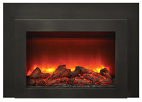electric insert 34 inches wide
