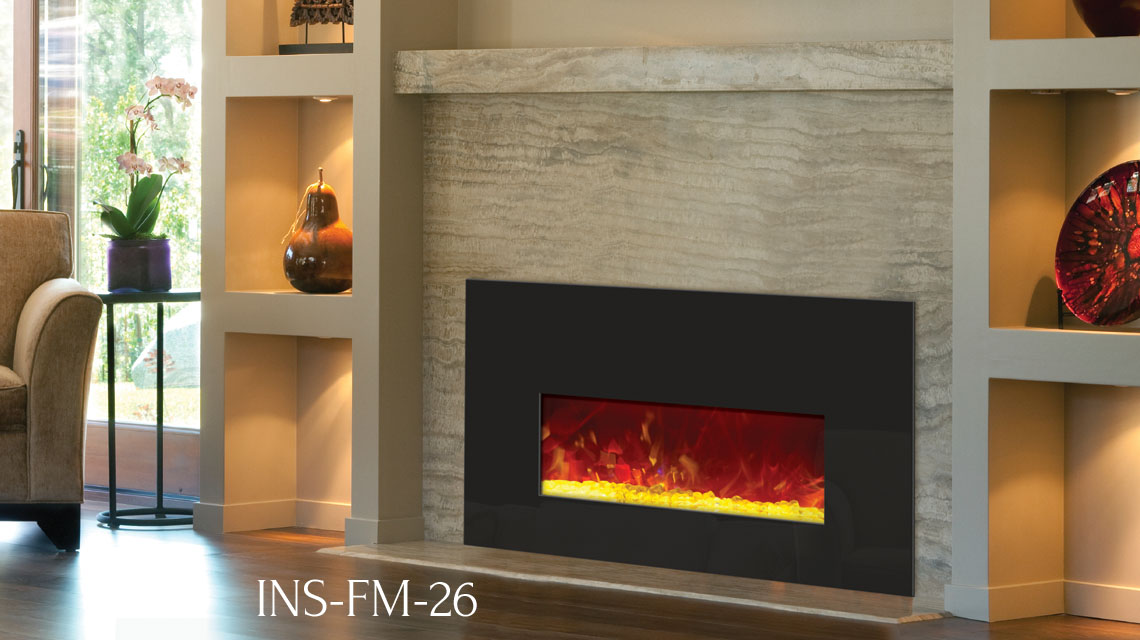 Sierra Flame electric insert