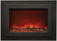 zero clearance elecltric fireplaces