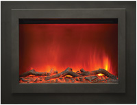 electric fireplaces - zero clearance - Sierra Flame