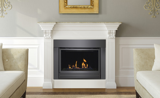 Gas fireplaces by Sierra Flame
