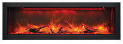 Sierra Flame electric Fireplace - 50 inches wide