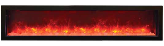 electric fireplaces indoor or outdoor