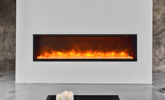 Slim Electric Fireplace Best 2017 - Thin Electric Fireplace Insert - Best Fireplace 2017