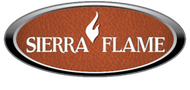 Sierra Flame fireplaces