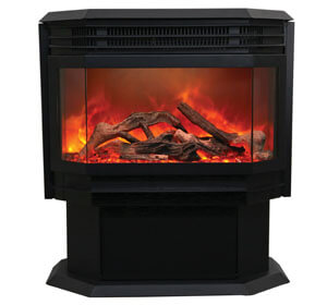 Sierra Flame FreeStand electric fireplace