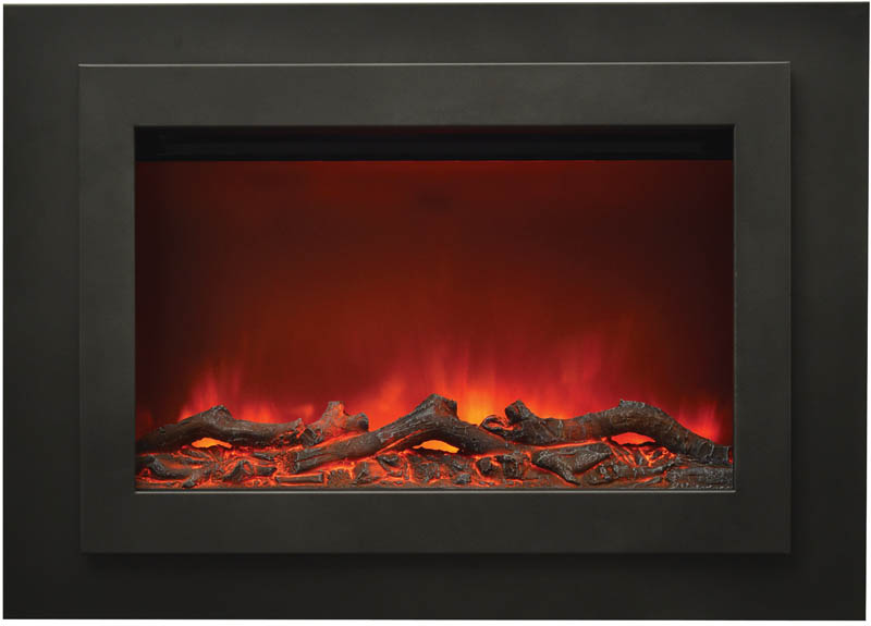 Zc Fm 37 Zero Clearance Electric Fireplace Amantii Electric Fireplaces