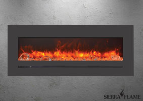 WM-FML-60 Electric fireplace by Sierra Flame