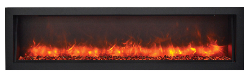 BI-SLIM ELECTRIC FIREPLACE