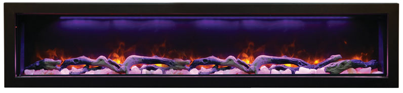 BI-72-Deep ELECTRIC FIREPLACE