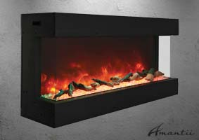 Amantii electric fireplace TRU-View-50