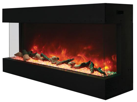 Amantii Tru View 50 Electric Fireplace Designer 1