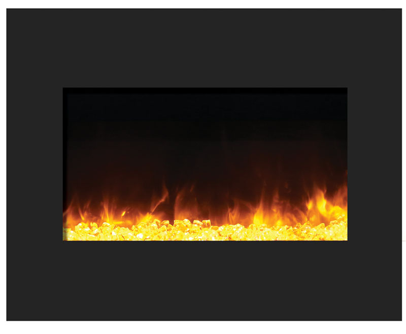 ZECL-26-2923-BG Zero Clearance Electric Fireplace