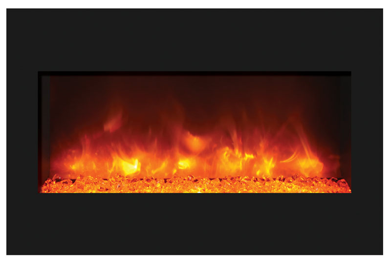 zero clearance electric fireplace - Electric Fireplaces Clearance