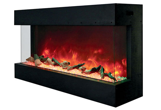 Tru-View-40 Amantii electric fireplace