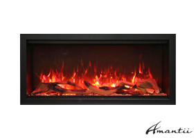 SYM-42-XT - Symmetry Electric Fireplace