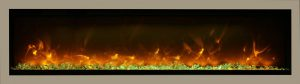 Electric fireplaces - Optional Surrounds