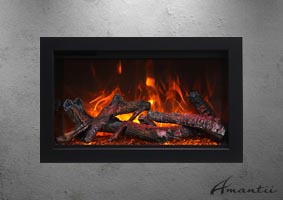TRD-26 electric fireplace
