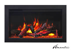 TRD-33 electric fireplace