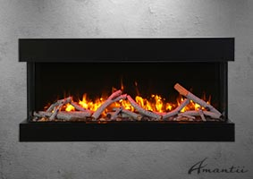 ELECTIRC FIREPLACE - THIN