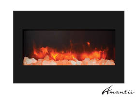 ZECL-33-3624-BG Electric Fireplace