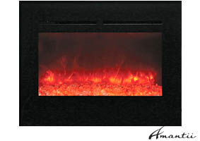 ZECL-30-3226-FM-BG Electric Fireplace