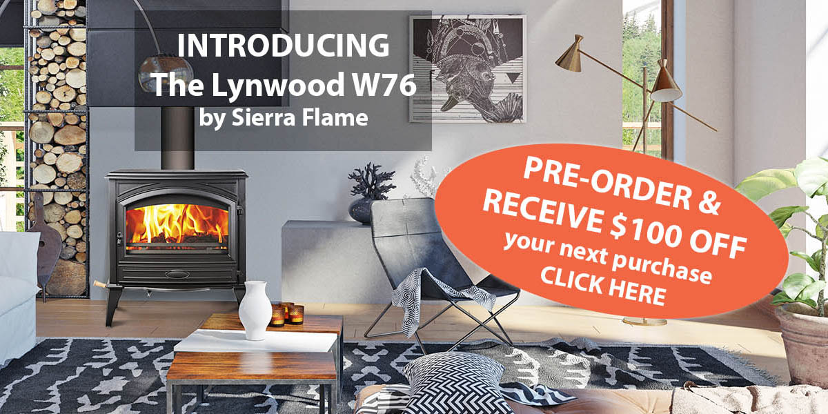 Wood Burning Stove pre-sale