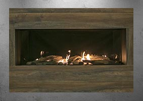 Vienna Gas Fireplace